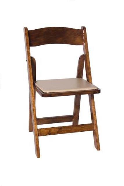 Rental store for WOOD FOLDING CHAIRS in Greensboro NC