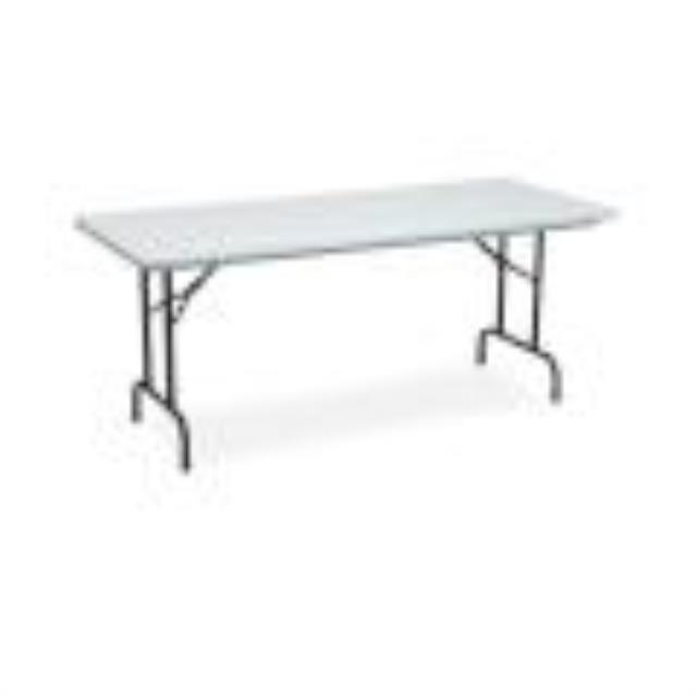8 Foot X30 Inch Rectangular Plastic Table Rentals