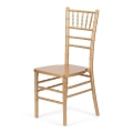 Rental store for GOLD CHIAVARI RESIN CHAIR CHAIR in Greensboro NC